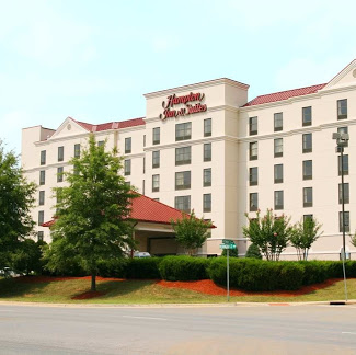 Hampton Inn and Suites Charlotte-Concord