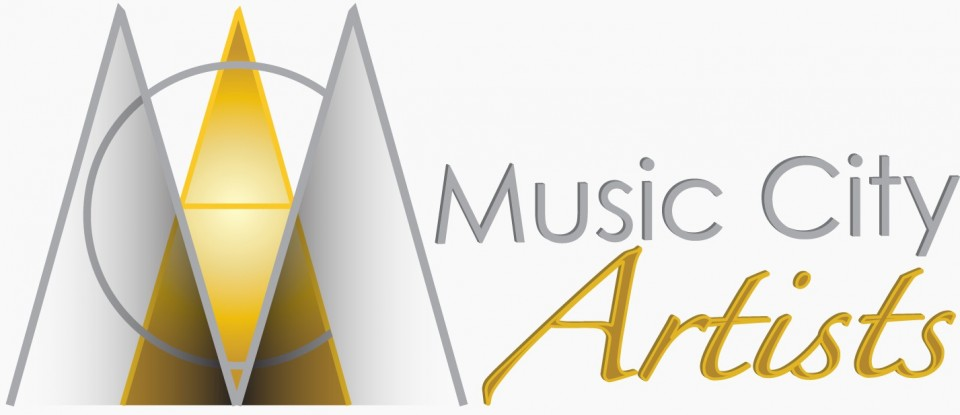 Music City Artists logo