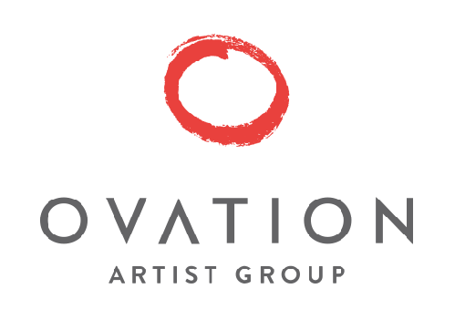 Ovation Artist Group logo