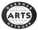 Gardner Arts Network logo